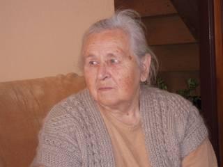 Humpálová Růžena  -  5.března 2011  -  85 roků