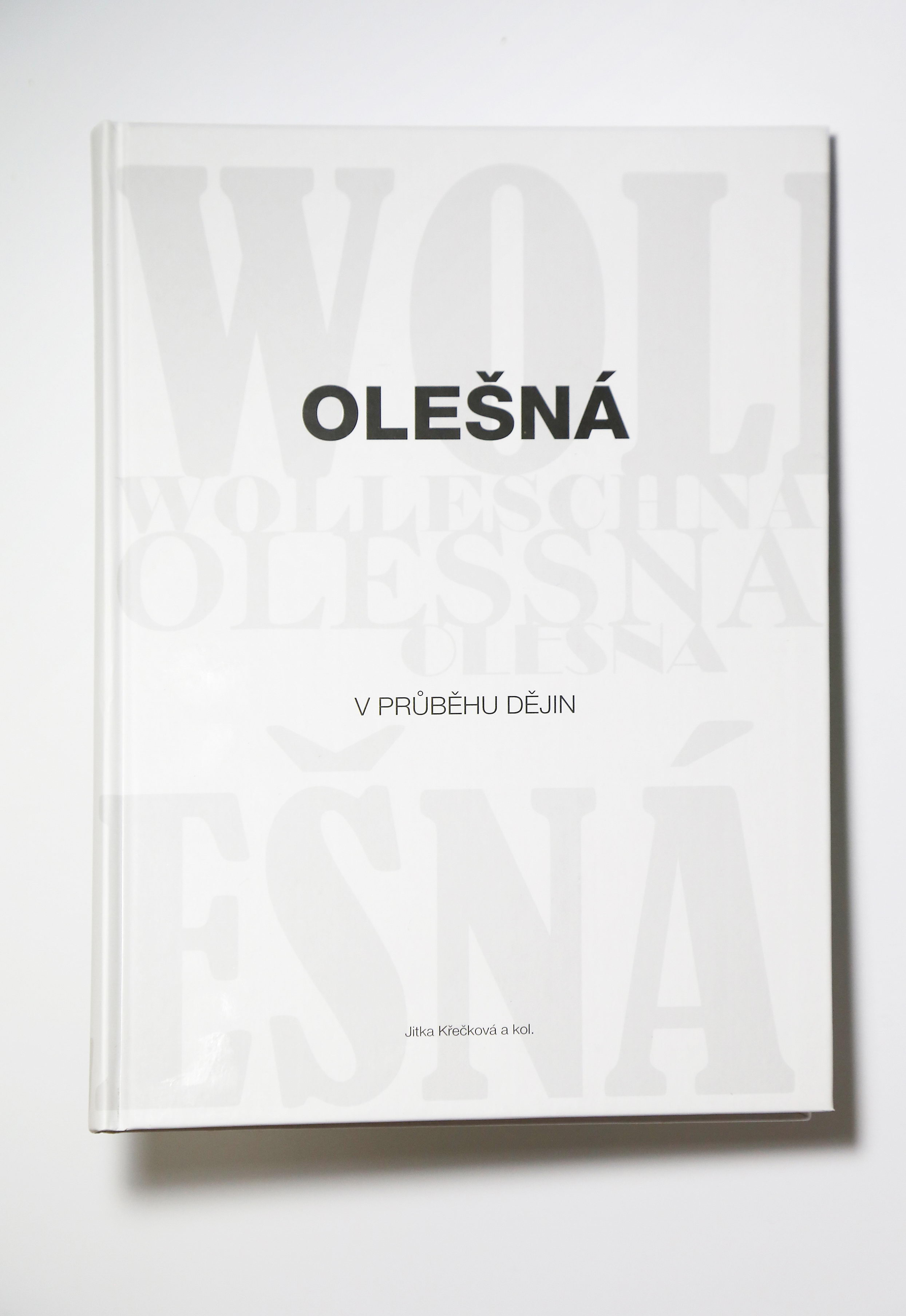 Prodej knihy Olešná v průběhu dějin
