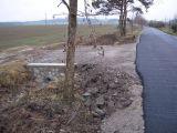 cesta do Podolí I.-nový stav